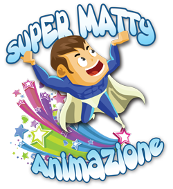 , Supermatty Animazione